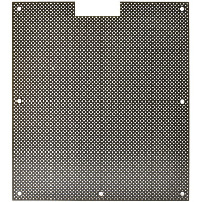 Perfboard for Up Plus 2