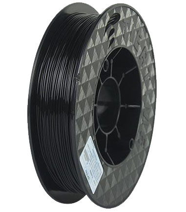 UP PLA filament by TierTime Black 500 gram