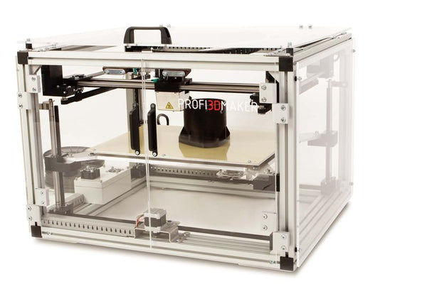 Profi3dmaker, biggest 3d printer in it's class