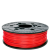 xyz 3d printer printing filament ABS cartridge replacement red