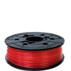 xyz 3d printer printing filament PLA cartridge replacement clear red