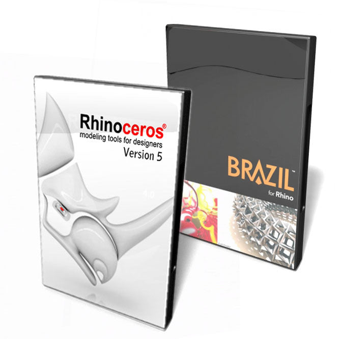 Rhino 6 for Windows Commercial Single User | Australian