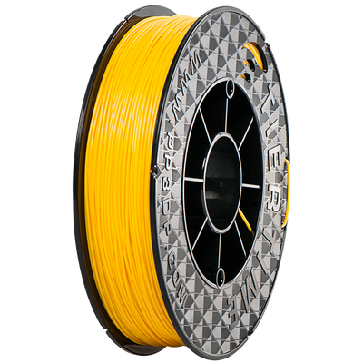 Yellow Genuine Original Up ABS Filamet by Tiertime 500 gram spool