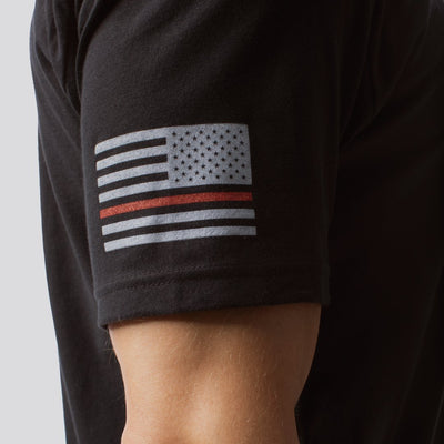 The Brand Tee (Thin Red Line Edition)