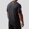 The Athleisure Tee (Black)
