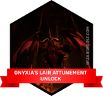 Onyxia's Lair attunement carry