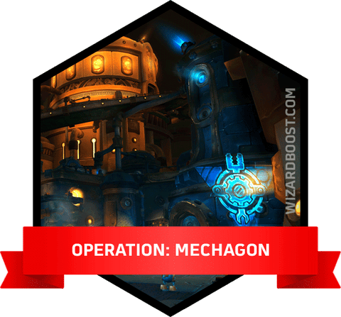 Operation: Mechagon boost service