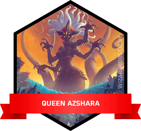 Queen Azshara boss boost service