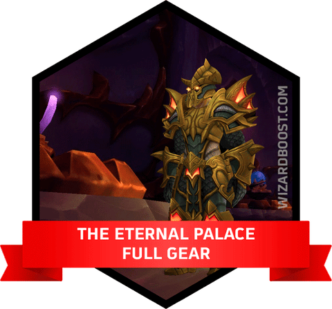 The Eternal Palace Full Gear boost service