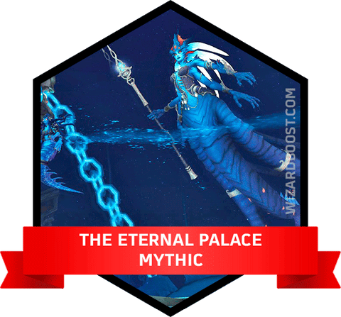 The Eternal Palace Mythic boost service