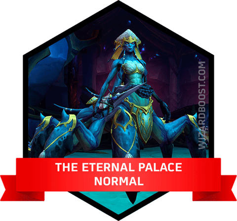 The Eternal Palace Normal boost service