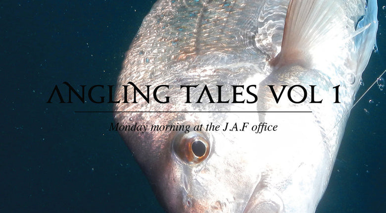 VOL 1 - Monday at the J.A.F office.