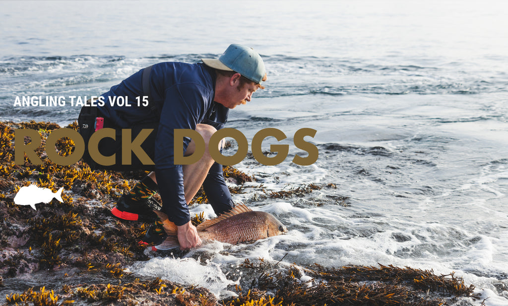 VOL 15 - ROCK DOGS