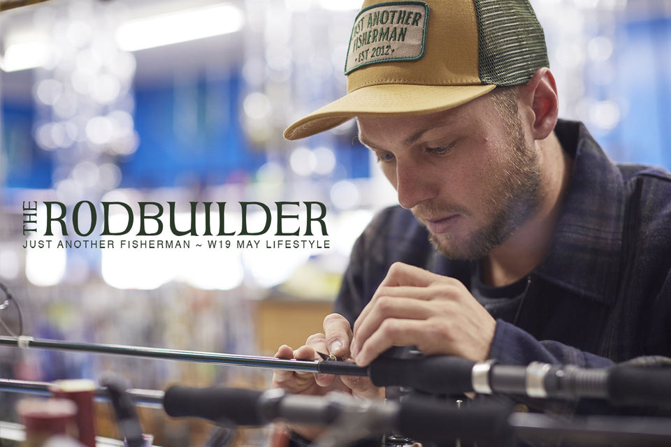 Introducing THE RODBUILDER, MAY W19 Lifestyle.