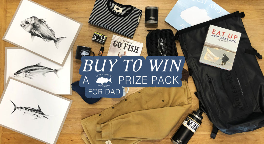 SALTY DAD - FATHERS DAY GIVEAWAY