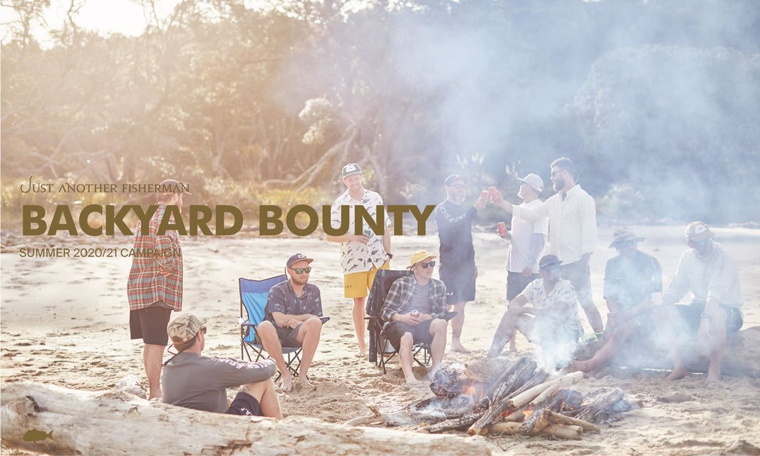 BACKYARD BOUNTY ~ J.A.F S20/21 CAMPAIGN