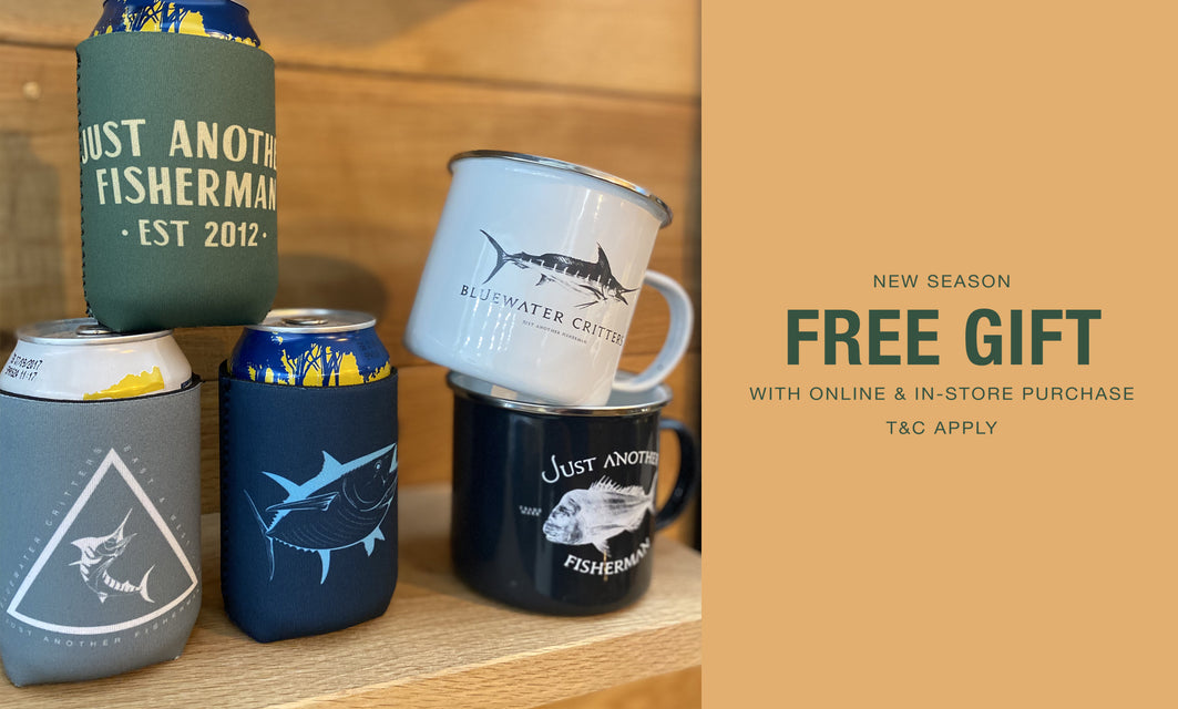 NEW SEASON ~ FREE GIFT WITH PURCHASE.