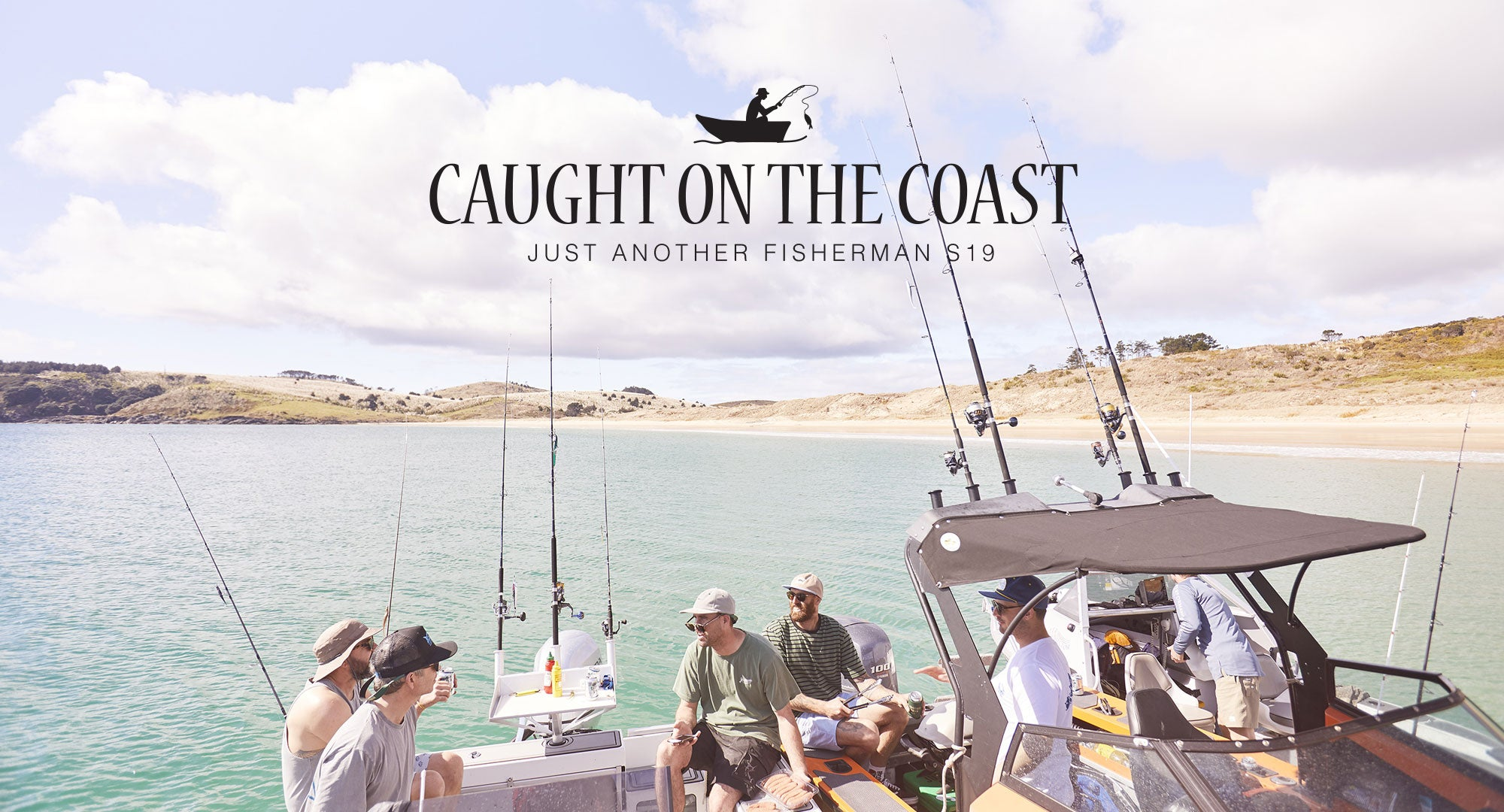 CAUGHT ON THE COAST ~ J.A.F S19 Campaign.