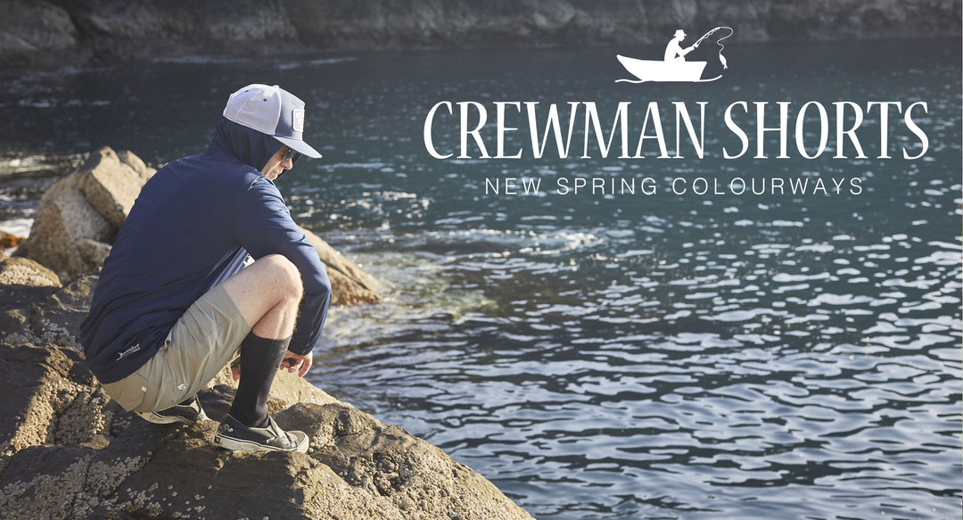 THE MOST VERSATILE FISHING SHORT ON THE MARKET.