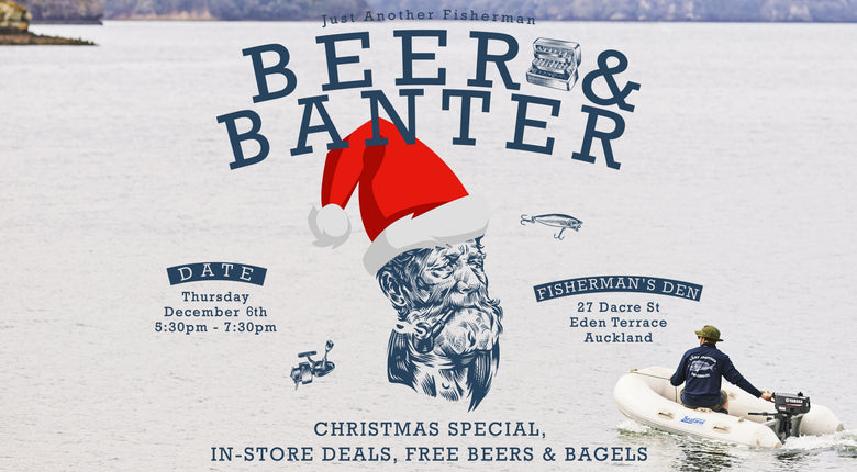 Beers & Banter, Christmas Special.