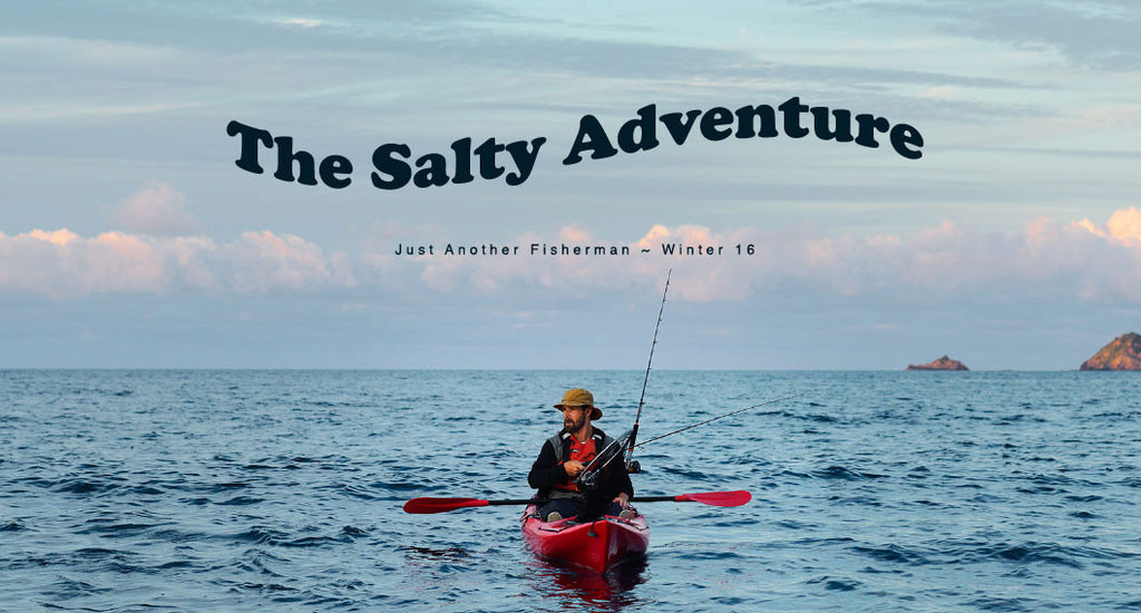 THE SALTY ADVENTURE / J.A.F W16 CAMPAIGN