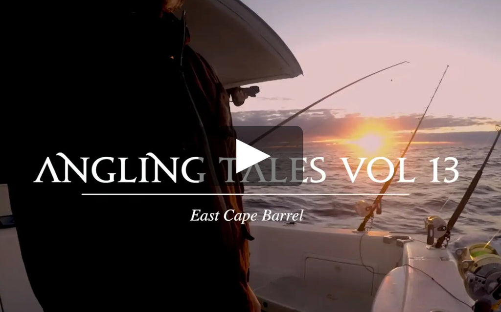 ANGLING TALES VOL 13 ~ East Cape Barrel | Short Film