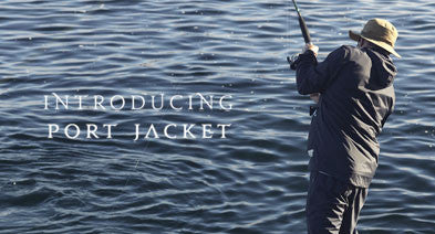 INTRODUCING ~ PORT JACKET