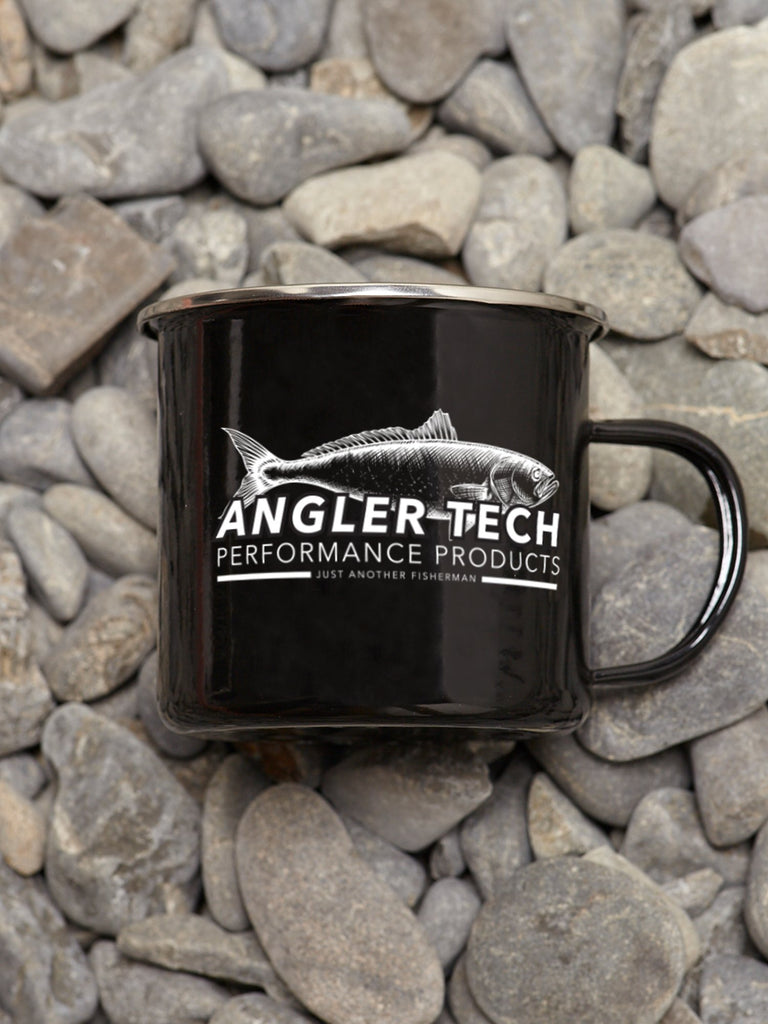 ANGLER TECH MUG - BLACK