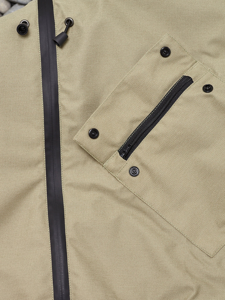 HARBOURAGE JACKET - KHAKI