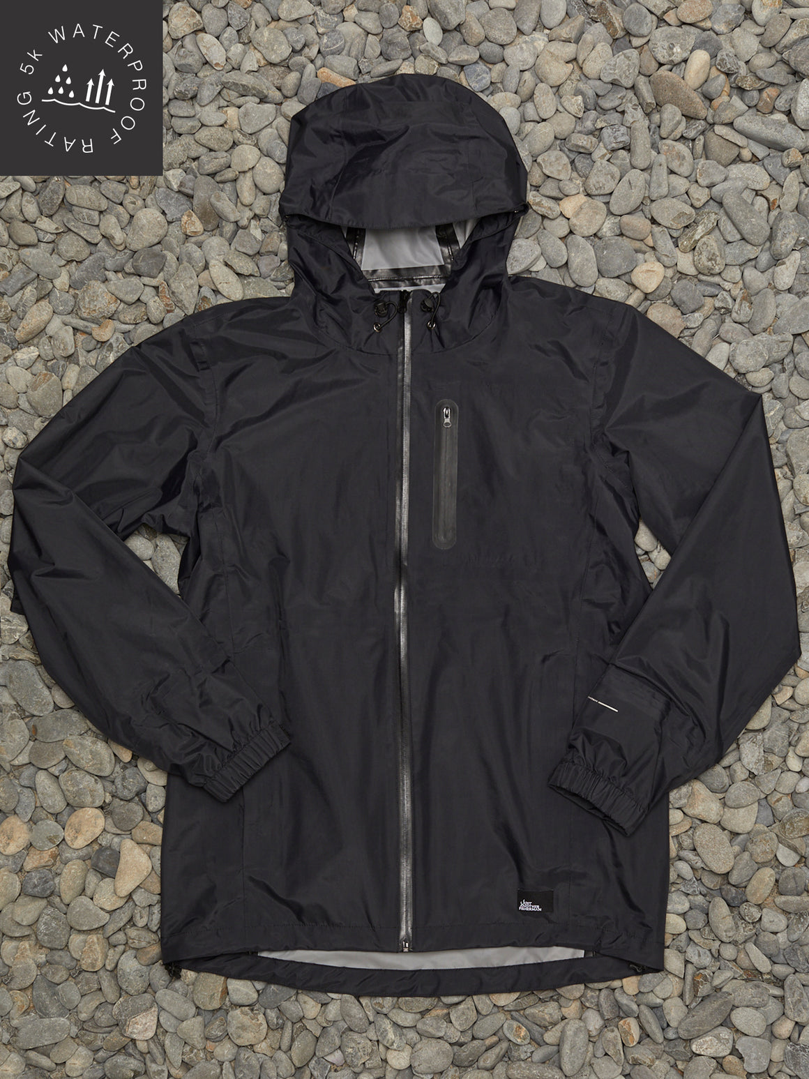 DAWN TILL DUSK JACKET - BLACK