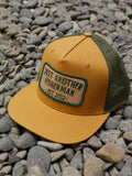 ENGINE ROOM TRUCKER - TAN