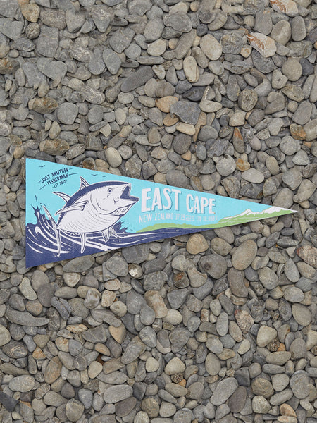 EAST CAPE  FLAG