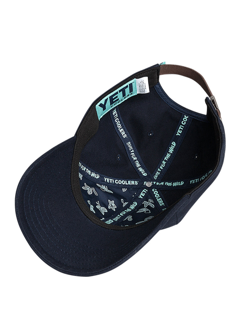 LIFESTYLE FULL PANEL LOW PRO HAT - NAVY