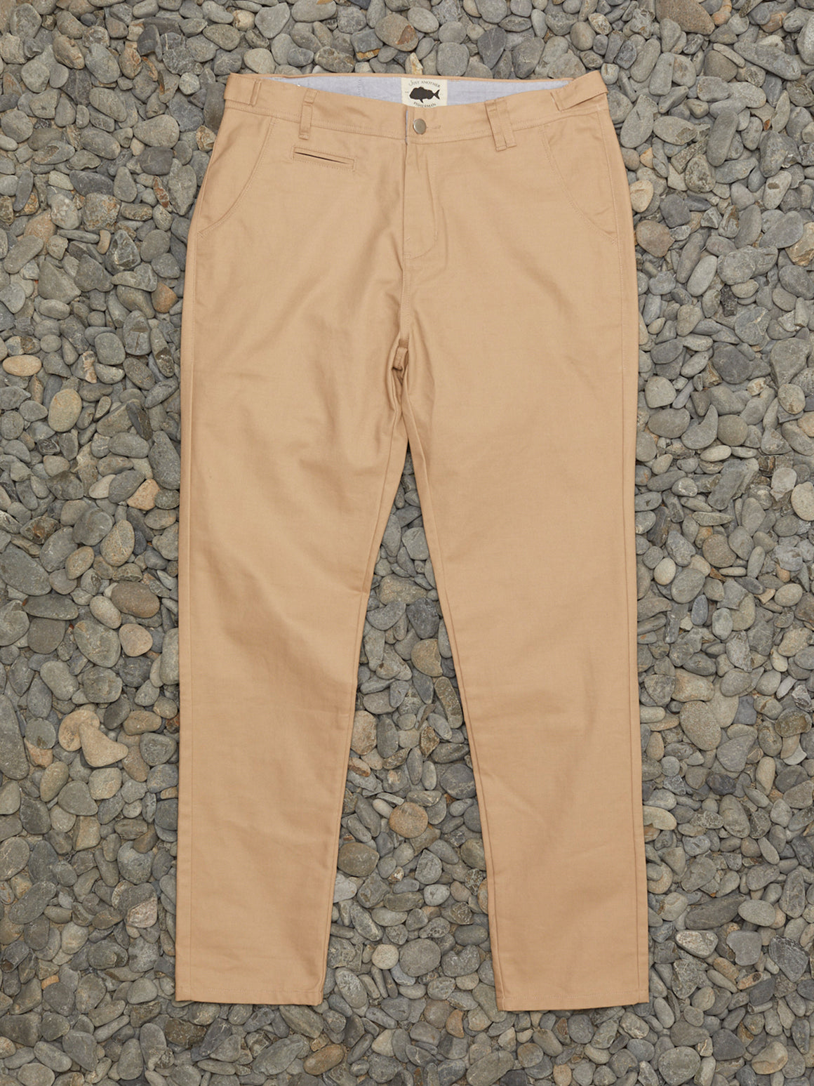 PIER PANTS V2 - LIGHT TAN