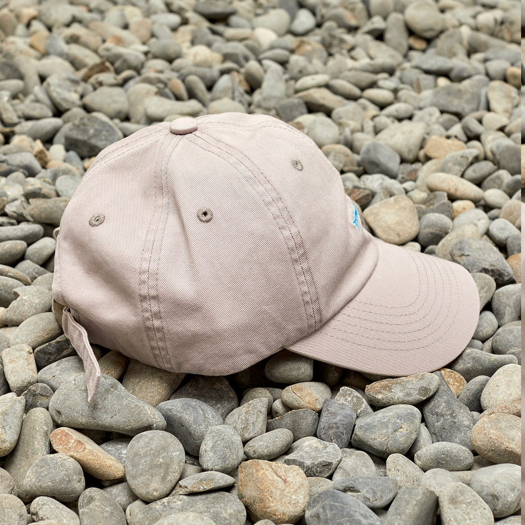 PIPER CAP - LIGHT GREY