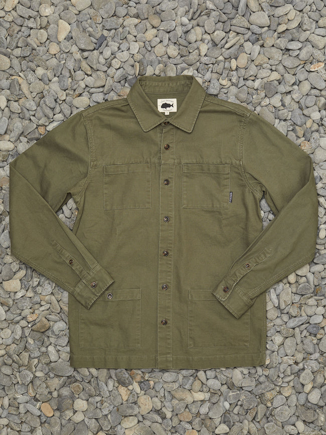 RIGGER SHACKET - KHAKI