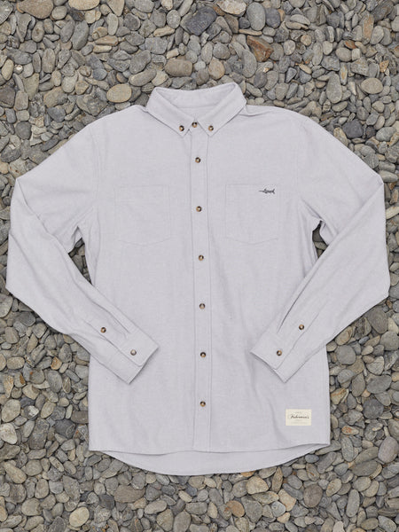 SWORD FLANNEL - GREY