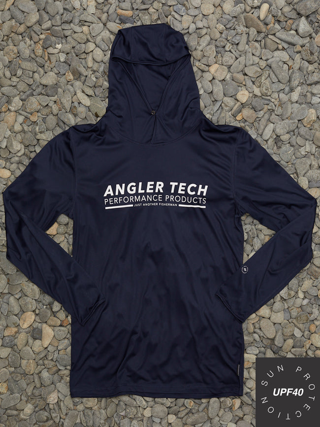 TECH ADVENTURE HOOD - NAVY