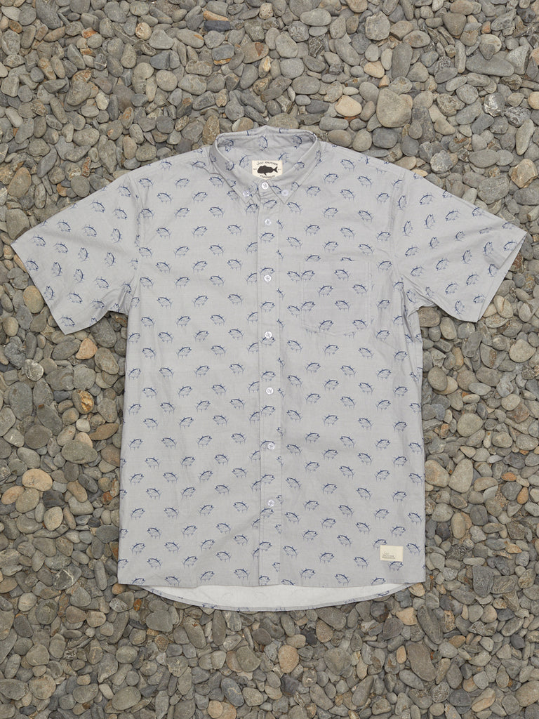 TUNA SHIRT - GREY