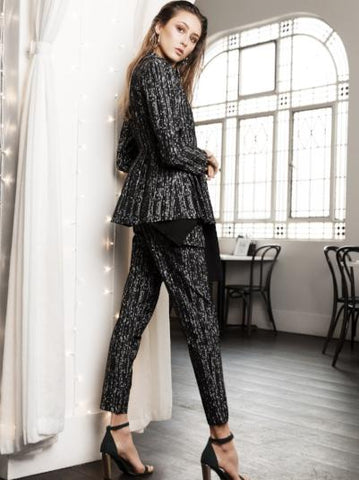WILLOW TAILORED BLAZER JACKET - REIGN COLLECTION