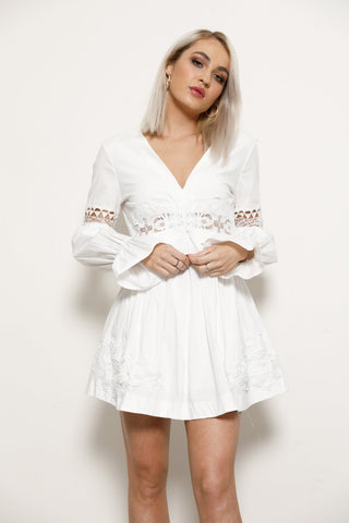 BIRK LACE DRESS