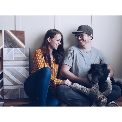 woodworkers in san francisco, husband and wife team