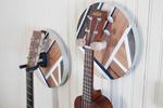 Guitar Wall Mount or Ukulele Wall Mount