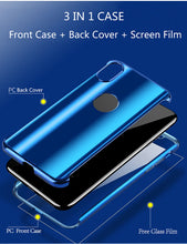 Load image into Gallery viewer, 360° Plating Phone Case Slim Mirror Full Coverage Apple iPhone X, XS, XR, or XS Max - BingBongBoom