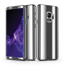 Load image into Gallery viewer, 360° Plating Phone Case Slim Mirror Full Coverage Samsung Galaxy S8 or S8 Plus - BingBongBoom