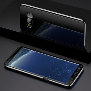 360° Plating Phone Case Slim Mirror Full Coverage Samsung Galaxy Note 9 - BingBongBoom