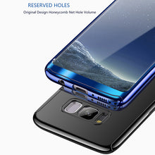 Load image into Gallery viewer, 360° Plating Phone Case Slim Mirror Full Coverage Samsung Galaxy S9 or S9 Plus - BingBongBoom