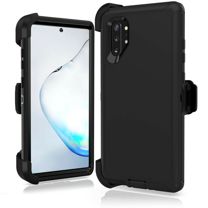 Defender Case Cover with Holster Belt Clip Samsung Galaxy Note 9 - BingBongBoom