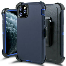 Load image into Gallery viewer, Defender Case Cover with Holster Belt Clip Apple iPhone 8 or 8 Plus