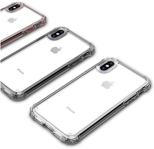 Load image into Gallery viewer, Rugged Edges Transparent Silicone Gel Case Cover Apple iPhone X / XS / XR / XS Max - BingBongBoom